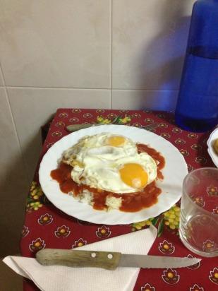 Arroz a la Cubana // Rice Cuban Style